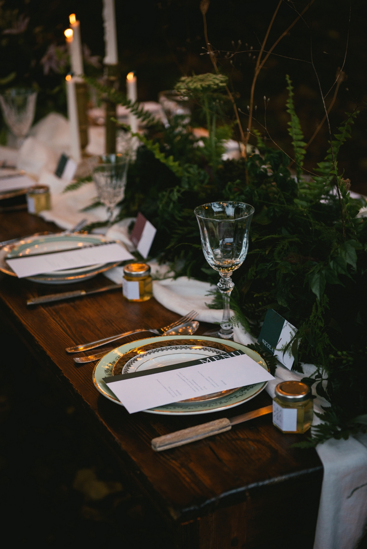 pots de miel pour mariage
